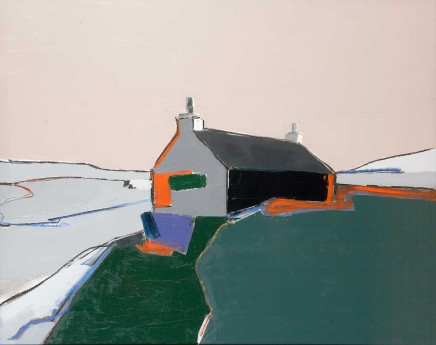 Sam Cartman, Skye Cottage, 2015