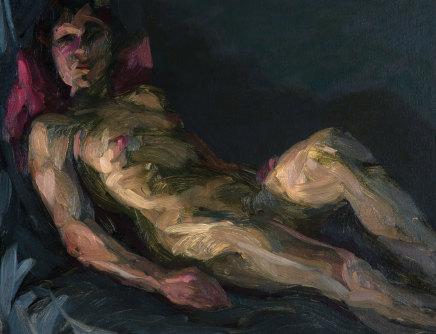 Alan McGowan, Reclining Figure