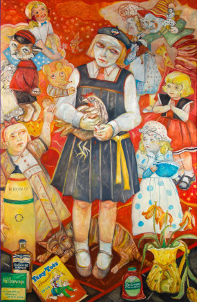 Joyce W Cairns, Tiny Tots