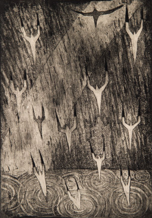Paul Bloomer, Gannets