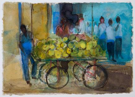 Ann Oram, The Coconut Sellers