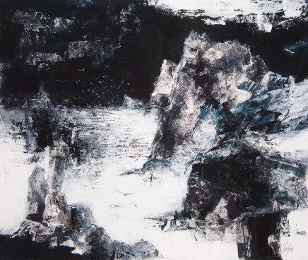 Kirstie Cohen, Hirta's Cliffs, 2019