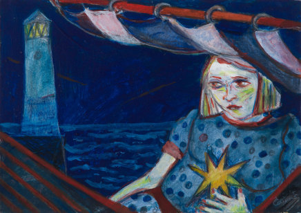 Joyce W Cairns, The North Star, 2018