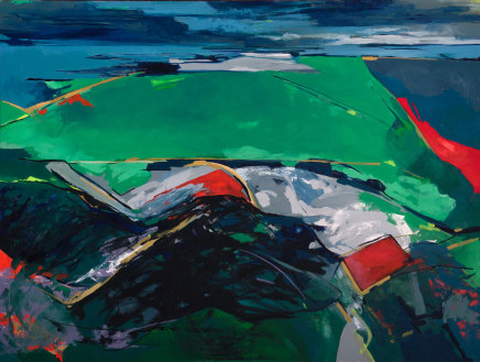 Liz Knox, Landscaped