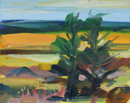 Shona Barr, Two Trees, Aberdeenshire