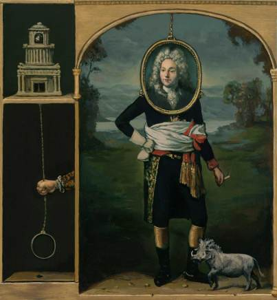Alan Macdonald, Dominion of the Diminutive