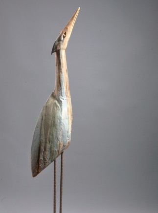 Illona Morrice, Heron
