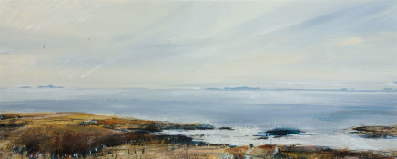 <span class=%22title%22>The Treshnish Isles from Mull</span>