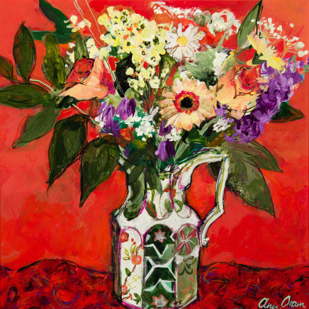 Ann Oram, A Wee Bunch of Flowers