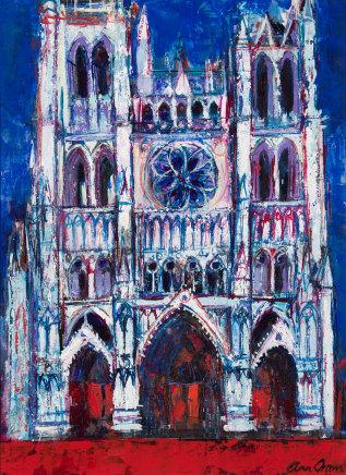 Ann Oram, Amiens Cathedral