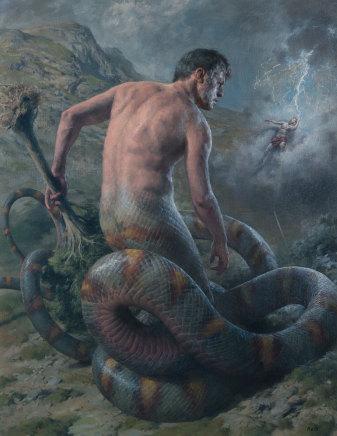 Paul Reid, Typhon and Zeus