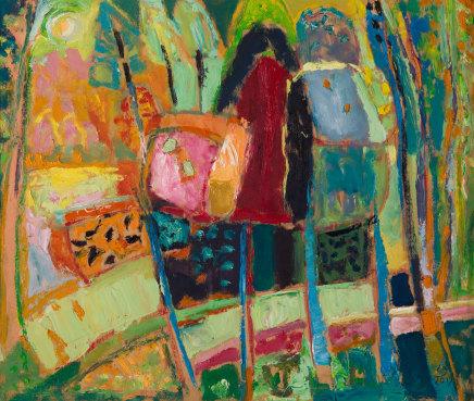 Leonie Gibbs, Golden Harvest, 2017