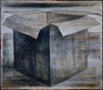 Peter White, Box, 2018