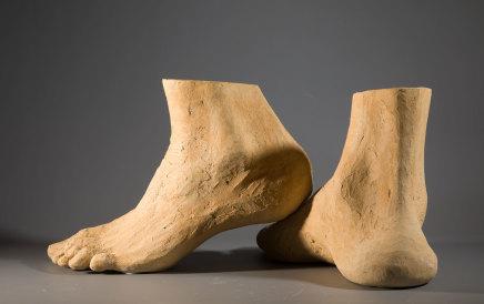 Illona Morrice, Feet, 2019