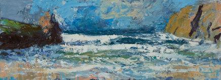 Allan MacDonald, wave upon wave, Dalbeag