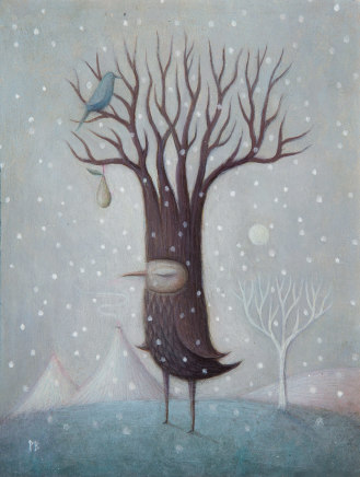 Paul Barnes, Tree as a Bird