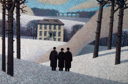 Mark Edwards, The Crossing