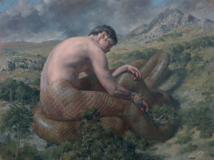 Paul Reid, Typhon Sleeping