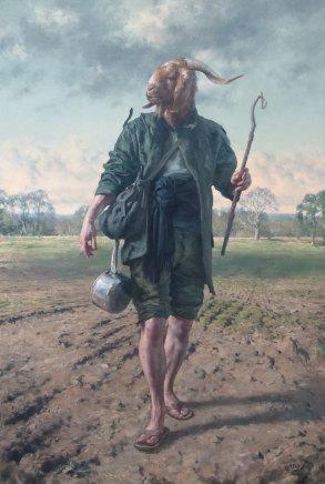 Paul Reid, Pan as Wanderer