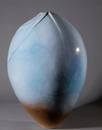 Allison Weightman, Handbuilt Vase, 2019