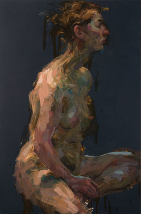 Alan McGowan, Lydia Seated, 2019
