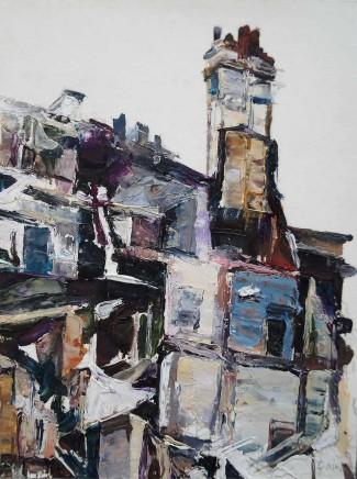 Patricia Cain rgi neac ps, Tenement Demolition 5, 2015