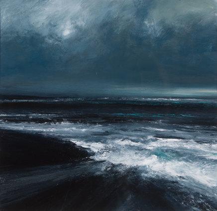 Ruth Brownlee, Westside Storm, Shetland, 2019