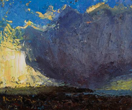 Allan MacDonald, cloud poise, 2019