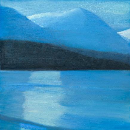 Jane MacNeill, Frozen Loch i (Loch Morlich), 2019