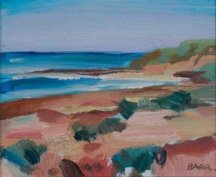 Shona Barr, St Fergus Beach (study ii)