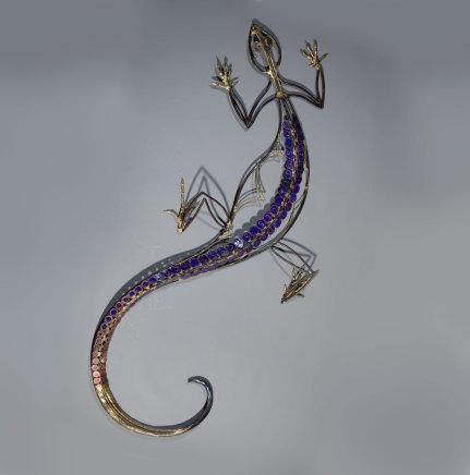Helen Denerley, Lizard