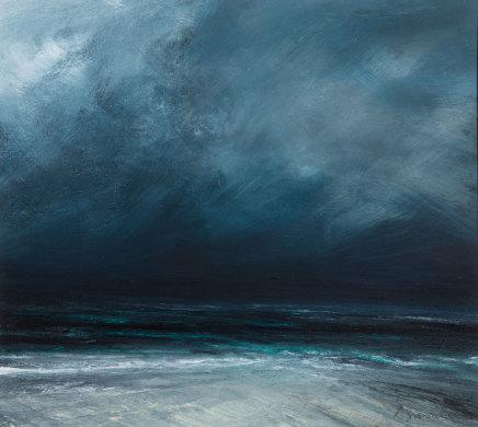 Ruth Brownlee, Clearing Sky: Sandwick