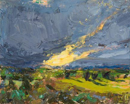 Allan MacDonald, light burst