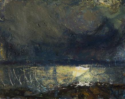 Allan MacDonald, Callanish Dark, 2019