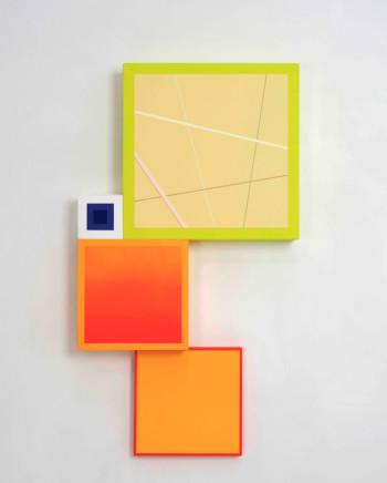 Richard Schur, Spatial Object (II), 2018