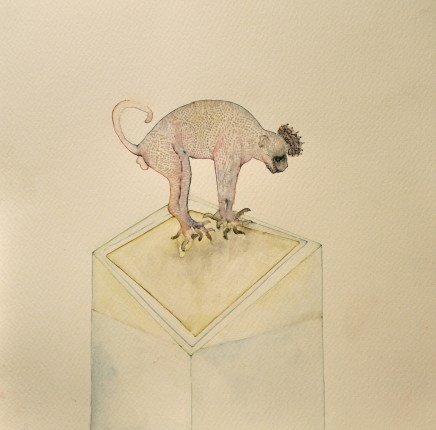 Radhika Agarwala, All Creatures Great and Small No.1, 2012