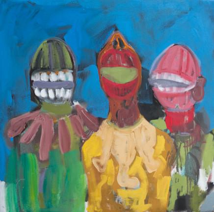 Gresham Tapiwa Nyaude, The Good Company, 2018