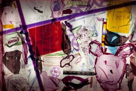 Hector Castells Matutano, Plastic Graffiti #3, 2014