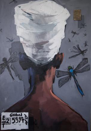 """Dawit Abebe, """"Quo Vadis"""" 4, 2017"""