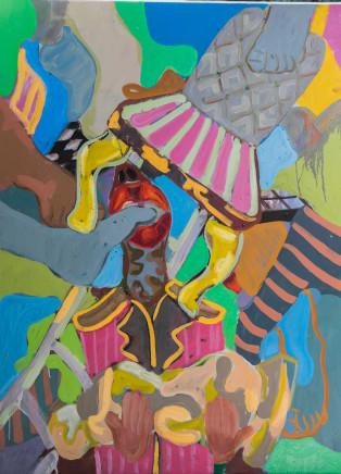 Gresham Tapiwa Nyaude, The dissemblance of normalcy Part 1, 2018