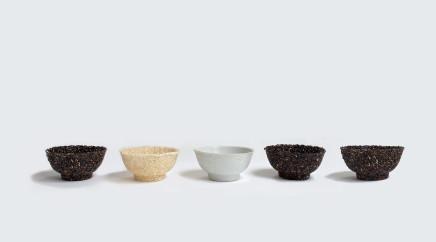Bouke de Vries, Rice bowls, 2017