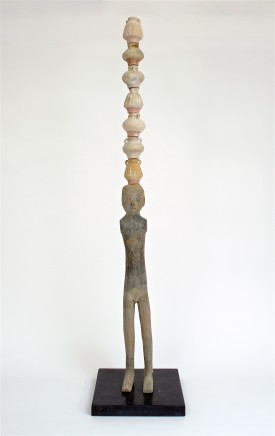 Bouke de Vries, Jar carrier, 2017