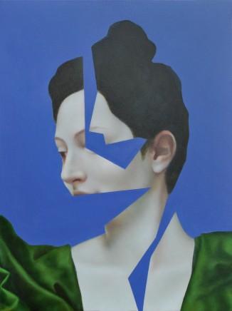 Juliette Mahieux Bartoli, Clio Blue, 2016