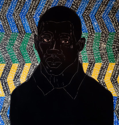 Ephrem Solomon, Recycle Series (18) , 2018
