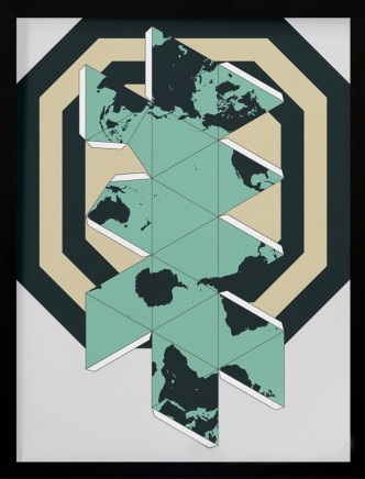 Sinta Tantra, Dymaxion: Dynamic, Maximum, Tension (Buckminster Fuller), 2015