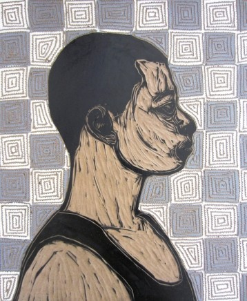 Ephrem Solomon, Untitled, 2014