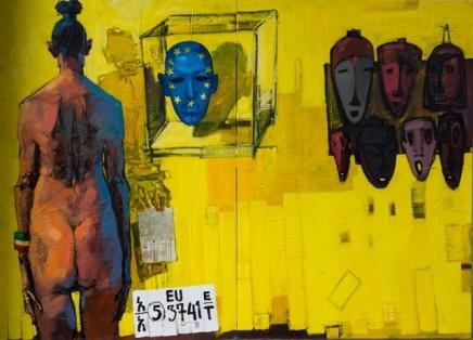 Dawit Abebe, World 4, 2016