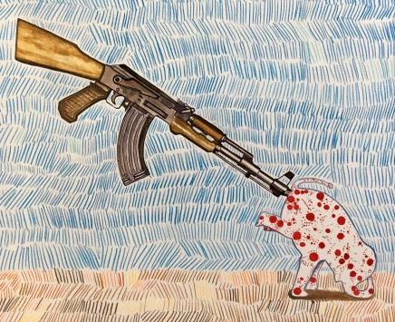 Celina Teague, One Week in the Bush, 2016