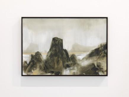 Richard Stone, a rock, a rook, 2014