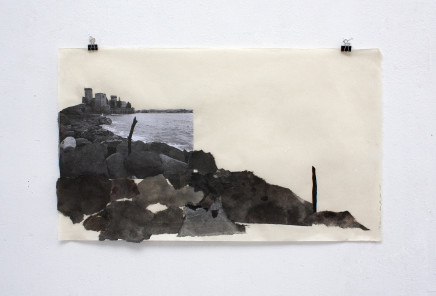 "Sook Jin Jo, Drawing for ""Je Suis……"", 2016"